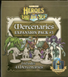 Heroes of Land, Air & Sea - Mercenaries Pack 3